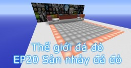 Disco redstone nice and effect Minecraft Map & Project