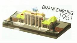 Brandenburg Gate 1961 (Download) Minecraft