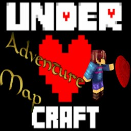 Undercraft [Undertale In Vanilla Minecraft] [1.10] Minecraft Map & Project