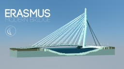 Erasmus | Modern Bridge Minecraft Map & Project