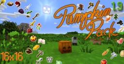 PumpkinPack Minecraft Texture Pack