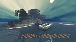 Randall - Modern House Minecraft Map & Project