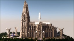 Cologne Cathedral Minecraft