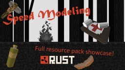 Minecraft Rust | 3D Pack | Showcase Minecraft