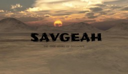 SAVGEAH: the true story of sandscape