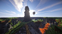 Skyblock spawn. Minecraft Map & Project