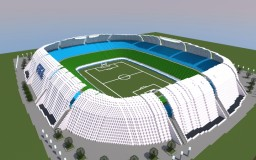 FIFA Olympic Stadium Minecraft Map & Project
