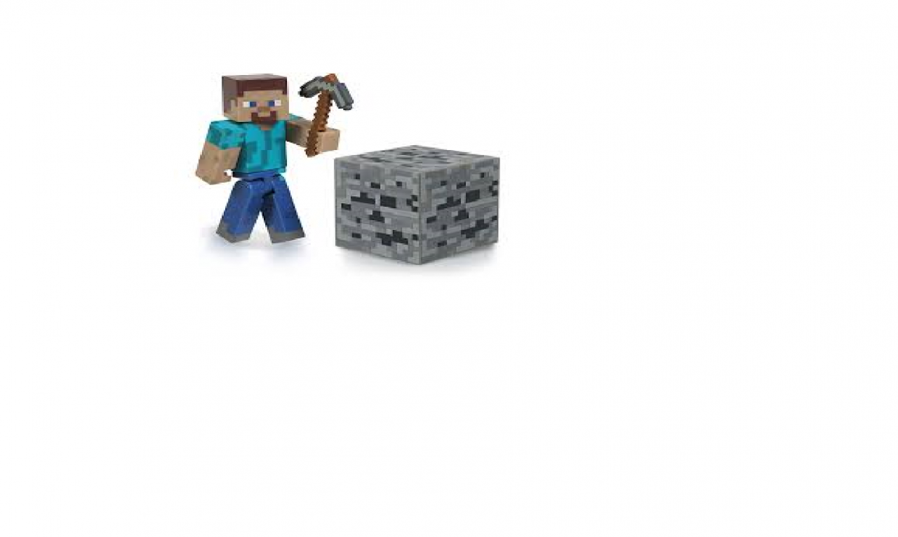 how to make a mining pick minecraft