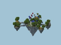 Sky Block Spawn Minecraft