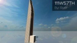 111 West 57th Street (Skyscraper 28) |IAS| Minecraft Map & Project