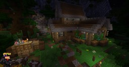 Medieval Chalet Mailok Minecraft Map & Project