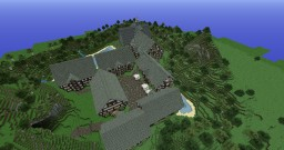 Navi Mountains Minecraft Map & Project