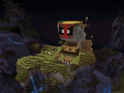Dead Pools Chill Place Minecraft Map & Project