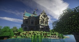 Embassy of Castle Lion Rock Minecraft Map & Project