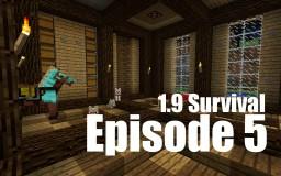 1.9 Survival Series Minecraft Blog