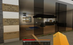 Interior Design Minecraft