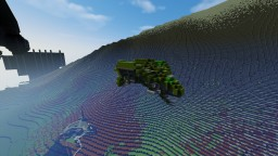 Minecraft Halo Project - Separatist Phantom Minecraft Project