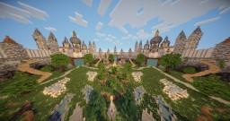 Minecraft Castle Hub (Lobby) // LeberkasLp // Minecraft Map & Project
