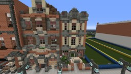 City buildings Minecraft Map & Project