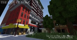 The City Of York-1940's City Minecraft