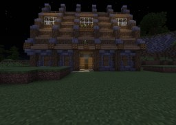 Medieval House [Extended] Minecraft Map & Project