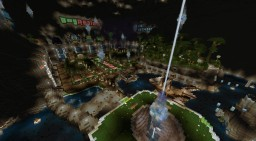 BogRealms Minecraft Server Spawn/Hub Minecraft Map & Project
