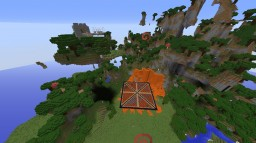 Extreme Survival Games Minecraft Project