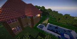House that uses Mods (Mods in Desc) Minecraft Map & Project