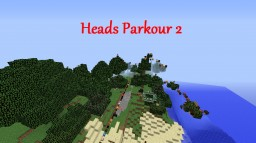 Heads Parkour 2 Minecraft Map & Project