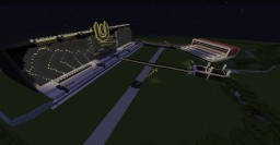Ultra Music Festival Map Minecraft Map & Project