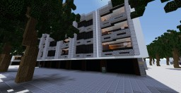 sneak preview Minecraft Map & Project