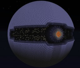 Star Wars Starkiller Base Minecraft Project