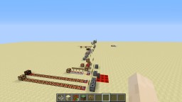learn redstone Minecraft Project