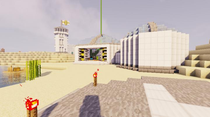 Mods Testing Lab Minecraft Project