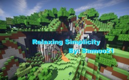 Relaxing Simplicity Minecraft Texture Pack