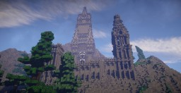 ''Mountain Temple'' Minecraft Project