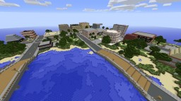 large city Minecraft Map & Project