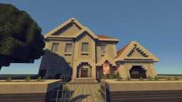 ~Suburban house~ Minecraft Map & Project
