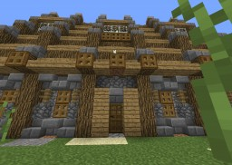 Medieval House [Small] Minecraft Map & Project