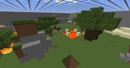Super Smash Blocks Minecraft Map & Project