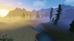 Pinewood valley Minecraft Map & Project
