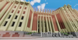 Museum of Post-War Art Minecraft Map & Project