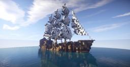 | Medieval Boat | Minecraft