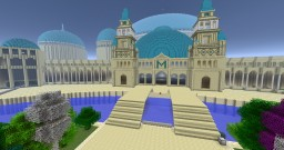 Naboo Palace Minecraft Map & Project