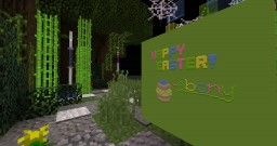 Happy Easter! Minecraft Map & Project