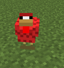 Red Chicken