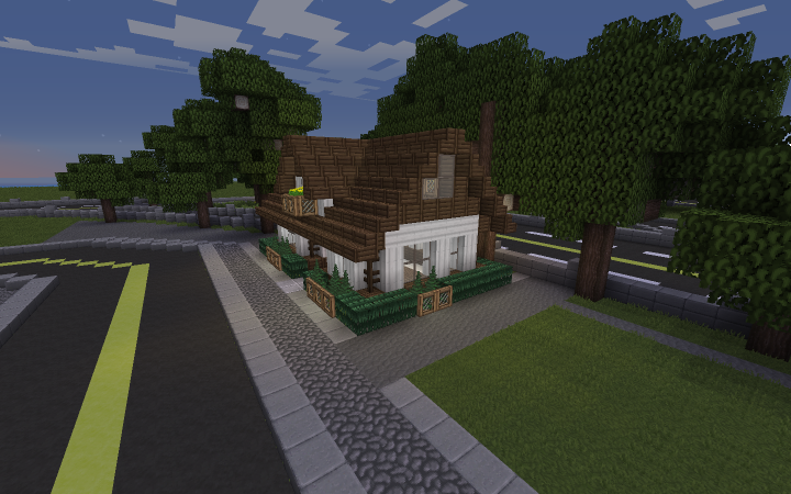 New mine housing development minecraft project New house project