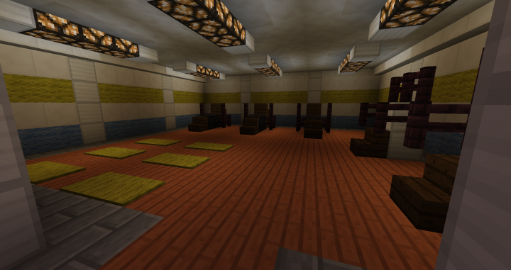 Vault rooms tile sets minecraft project