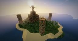 Serene Sanctuary - An Experimental Build Minecraft