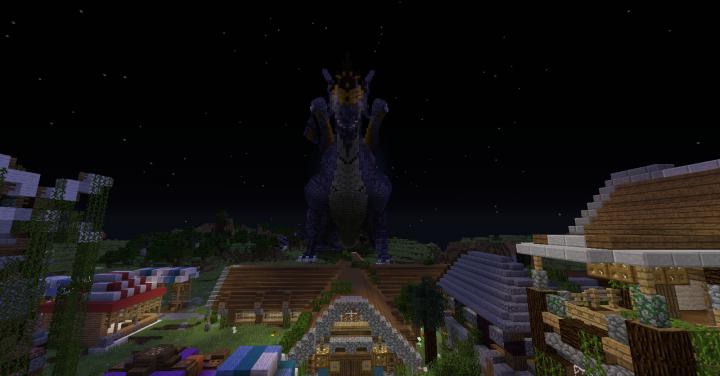Guardian Overlooking Our Store